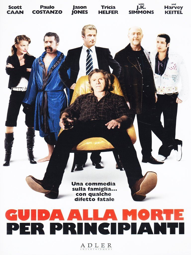 GUIDA ALLA MORTE PER PRINCIPIANTI (DVD)