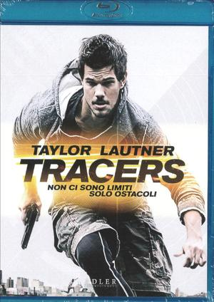 TRACERS (BLU RAY)
