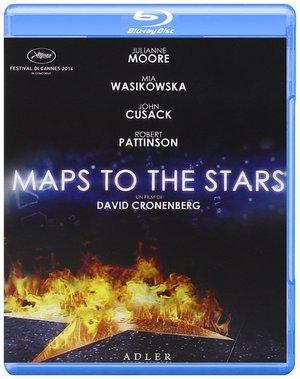 MAPS TO THE STARS (BLU RAY)