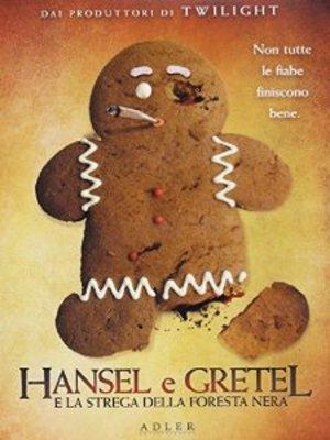 HANSEL E GRETEL E LA STREGA DELLA FORESTA NERA (DVD)