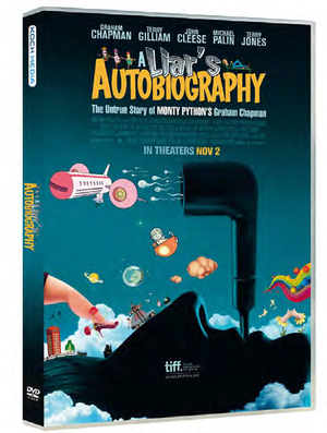 A LIAR'S AUTOBIOGRAPHY (DVD)