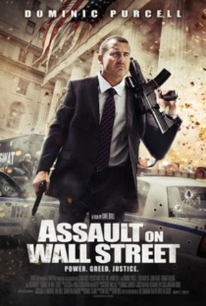 ASSALTO A WALL STREET (DVD)