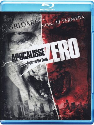 APOCALISSE ZERO - ANGER OF THE DEAD (BLU RAY)