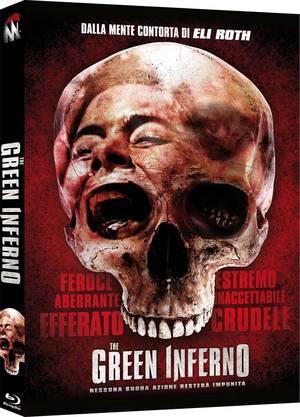 THE GREEN INFERNO (CUT VERSION) (DVD)