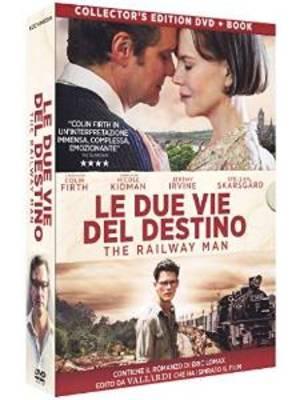 COF.LE DUE VIE DEL DESTINO - THE RAILWAY MAN (DVD+BOOK) (DVD)