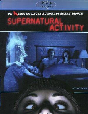 SUPERNATURAL ACTIVITY (BLU-RAY)