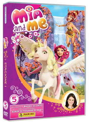 MIA & ME ST 1 VOL 5 (DVD)