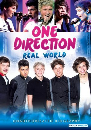 ONE DIRECTION - REAL WORLD (DVD)