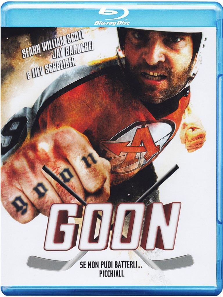 GOON - BLURAY