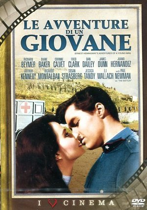 LE AVVENTURE DI UN GIOVANE (DVD)