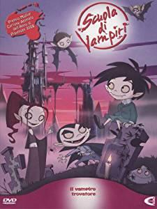 SCUOLA DI VAMPIRI 02 VOL.4 - IL VAMPIRO TROVATORE (DVD)