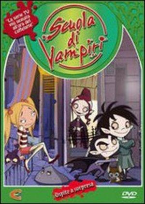 SCUOLA DI VAMPIRI 01 VOL.3-OSPITE A SORPRESA (DVD)