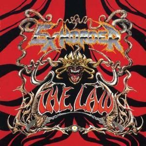 EXHORDER - THE LAW -(LTD RED VINYL) (LP)