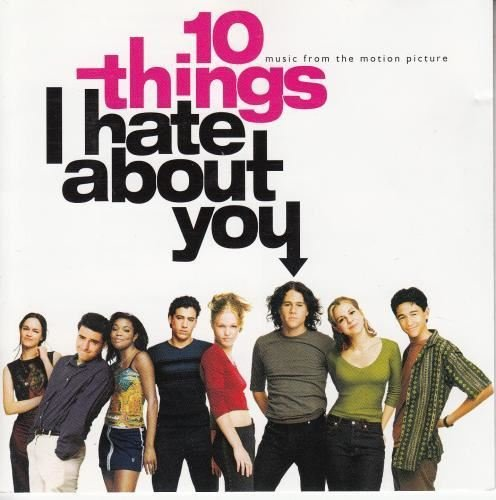 10 THINGS I HATE ABOUT YOU (CD)