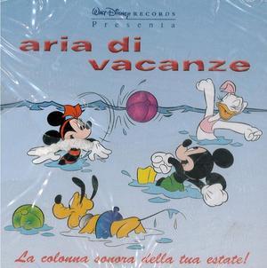 ARIA DI VACANZA (CD)