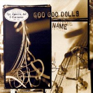 GOO GOO DOLLS - NAME (CD)