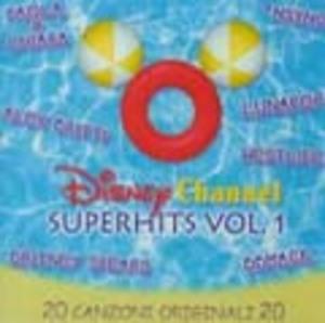 DISNEY CHANNEL SUPERHITS VOL.1 (CD)
