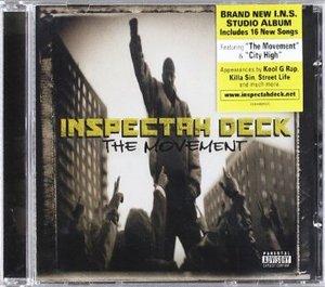 INSPECTAH DECK - THE MOVEMENT (CD)