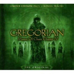 GREGORIAN - MASTERS OF CHANT IV (CD)