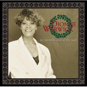 DIONNE WARWICK - MY FAVOURITE TIME OF THE YEAR (CD)