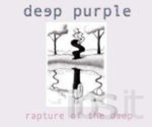 DEEP PURPLE - RAPTURE OF THE DEEP (CD)