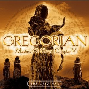 GREGORIAN - MASTERS OF CHANT V (CD)