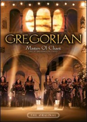 GREGORIAN. MASTERS OF CHANT. LIVE IN KREUZENSTEIN (DVD)