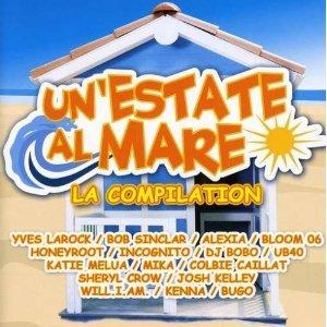 UN'ESTATE AL MARE LA COMPILATION -2CD (CD)