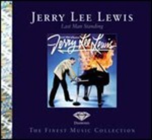 JERRY LEE LEWIS - LAST MAN STANDING -DIAMOND EDITION (CD)