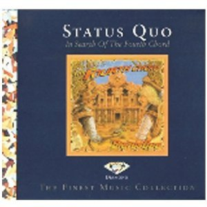 STATUS QUO - IN SEARCH OF THE FOURTH CHORD -DIAMOND EDITION (CD)