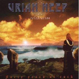 URIAH HEEP - CELEBRATION (CD)