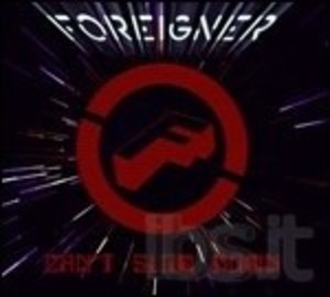 FOREIGNER - CAN'T SLOW DOWN - (COLLECTOR'S EDITION) (CD)