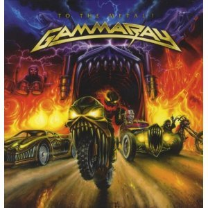 GAMMA RAY - TO THE METAL -COLLECTOR'S EDITION (LP)