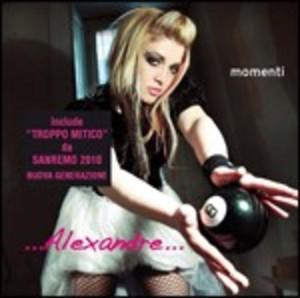 MOMENTI (CD)
