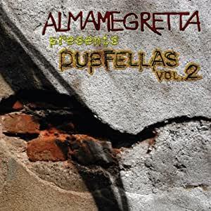 ALMAMEGRETTA - PRESENTS DUBFELLAS VOL.2 (CD)