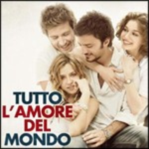 TUTTO L'AMORE DEL MONDO (CD)