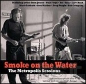 ROCK AID ARMENIA. SMOKE ON THE WATER: THE METROPOLITAN SESSIONS -CD+DVD (CD)