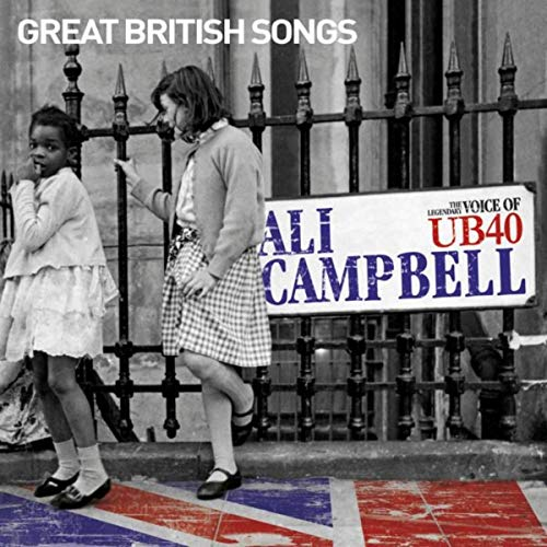 ALI CAMPBELL - GREAT BRITISH SONGS (CD)