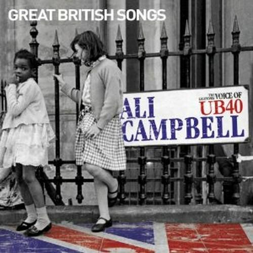 ALI CAMPBELL - GREAT BRITISH SONGS -CD+DVD (CD)