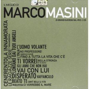 MARCO MASINI - IL MEGLIO DI -2CD (CD)