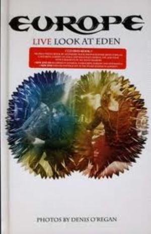 EUROPE - LIVE LOOK AT EDEN -CD+DVD (DVD)