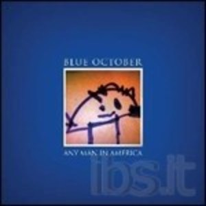 BLUE OCTOBER - ANY MAN IN AMERICA (CD)