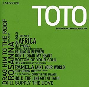 TOTO - IL MEGLIO DEI TOTO -2CD (CD)