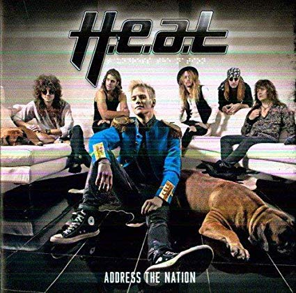 HEAT - ADDRESS THE NATION (CD)