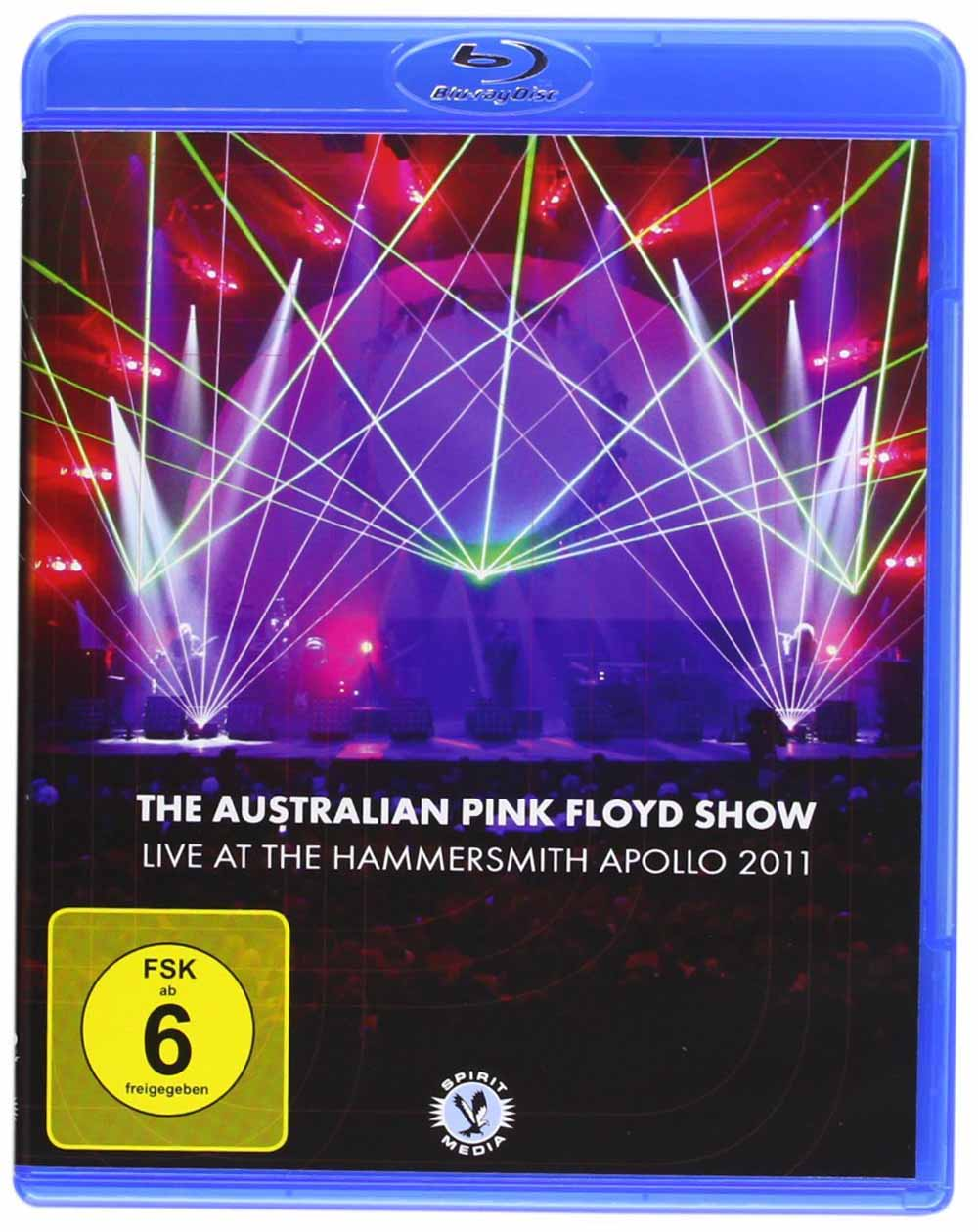 AUSTRALIAN PINK FLOYD SHOW - 2011 LIVE AT HAMMERSMITH APOLLO 2011