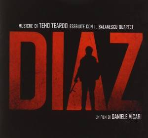 DIAZ BY BALANESCU QUARTET (CD)