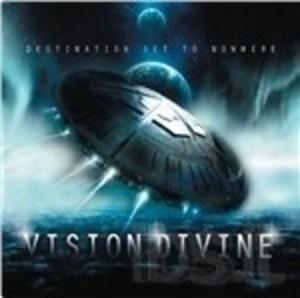 VISION DIVINE - DESTINATION SET TO NOWHERE -(DIGIPACK) (CD)
