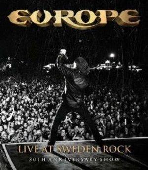 EUROPE - LIVE AT SWEDEN ROCK (DVD)