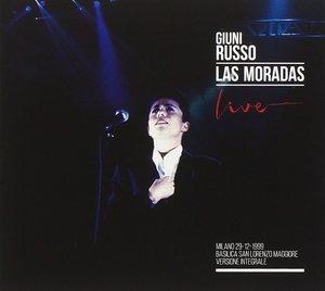 GIUNI RUSSO - LAS MORADAS. LIVE (CD)