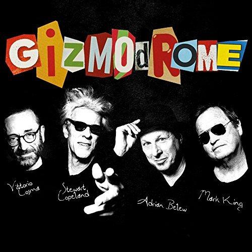 GIZMODROME (CD)